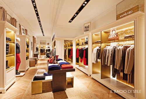 Il Bacio di Stile, luxus felsőfokon