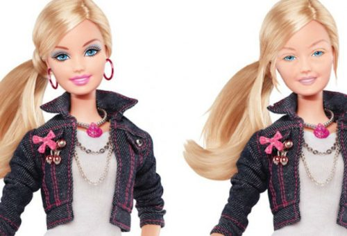 Natúr Barbie
