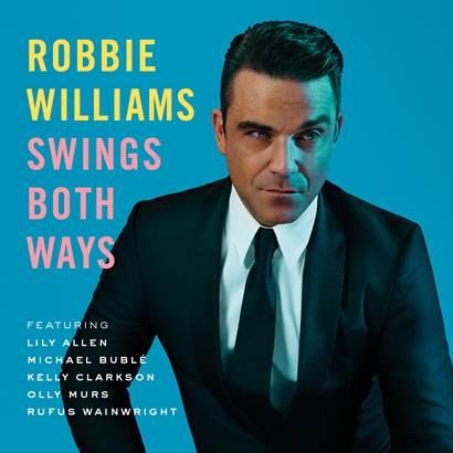 Robbie újra swinget énekel