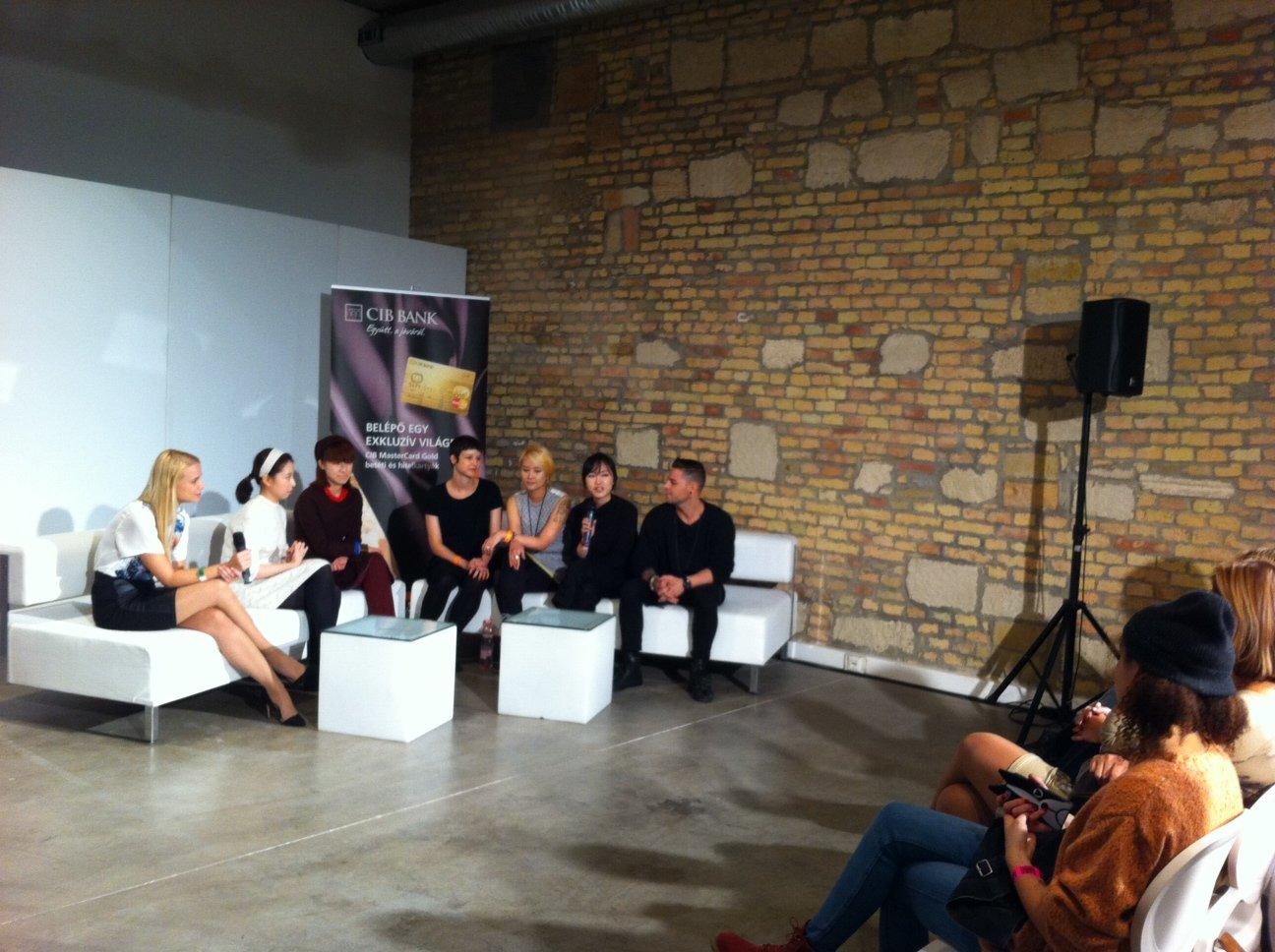 Londoni divatiskolák a Fashion Daysen