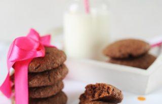 Comfort food: Csokis keksz