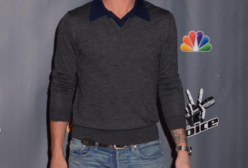 Adam Levine tényleg szexis!