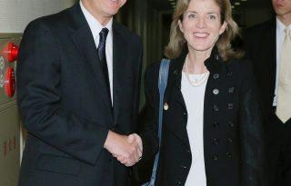 Kennedy elnök lánya lett a japán nagykövet