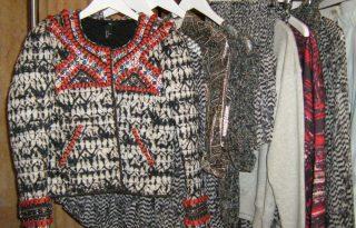 Itt az Isabel Marant pour H&M kollekció