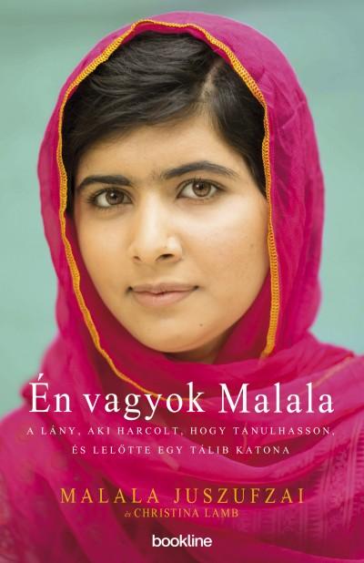 Én vagyok Malala: könyvbemutató, beszélgetés és slam