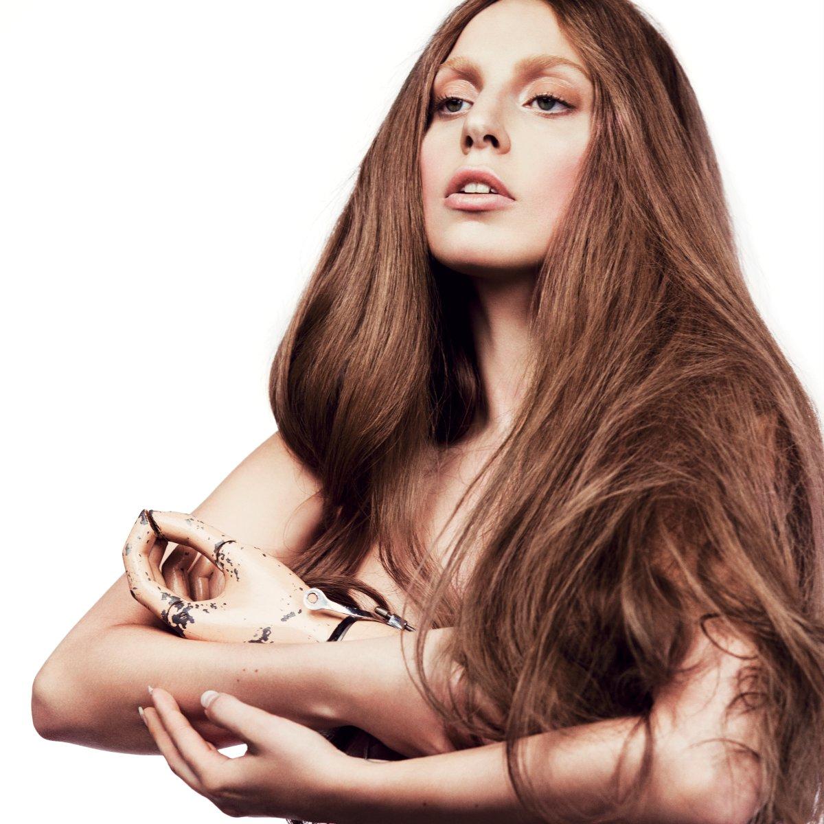 Itt az új Gaga album