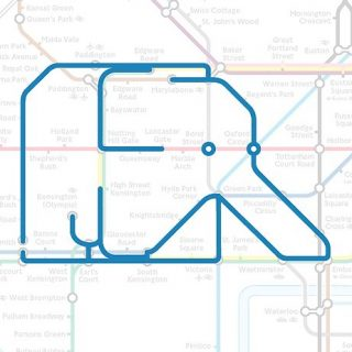 Szaporodnak a londoni metró állatai
