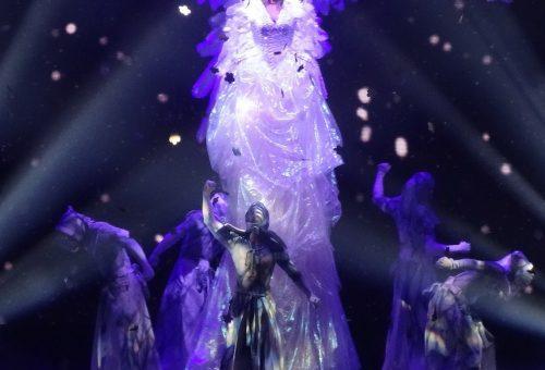 Britney Spears frenetikus évzárója