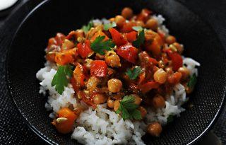 Pikáns és melengető curry