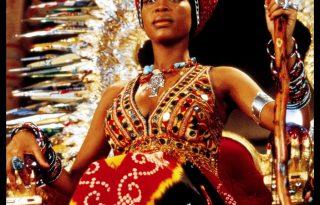 Erykah Badu lett a Givenchy új arca