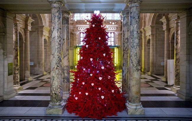 Red Velvet Tree of Love