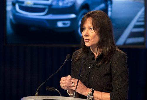 Az első autós óriáscég női vezetővel