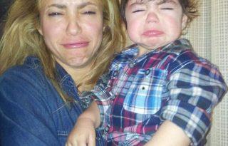 Shakira: így sírunk mi
