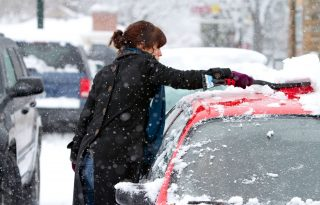 10 jó tanács a biztonságos téli vezetésért