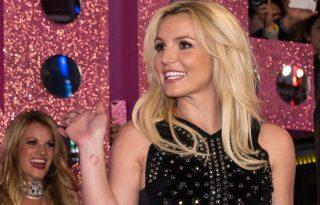 Britney Spears butikot nyitott Vegasban