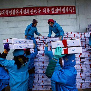 Észak-Korea az Instagramon: David Guttenfelder