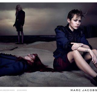 Miley Cyrus a Marc Jacobs kampányban