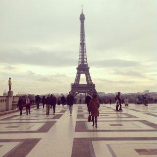 A párizsi divathét testközelből