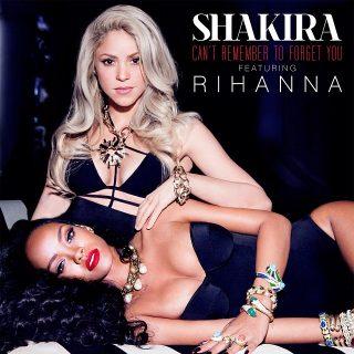 Szexi duett: Rihanna és Shakira