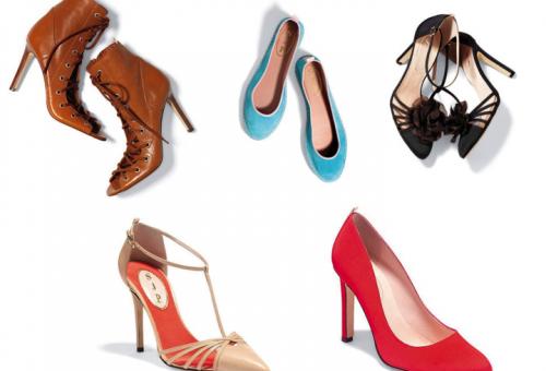 Sarah Jessica Parker cipőt tervezett