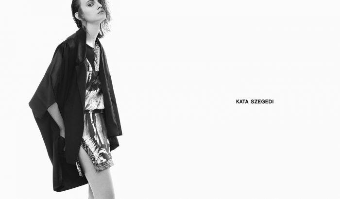 Kata Szegedi 2014 tavaszi-nyári kollekciója