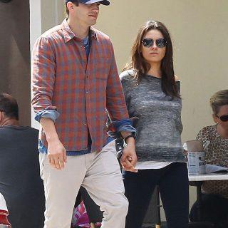 Mila Kunis tényleg babát vár Ashton Kutchertől