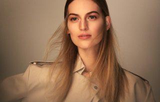 A csodaszép modell, Axente Vanessa a kulisszák mögött
