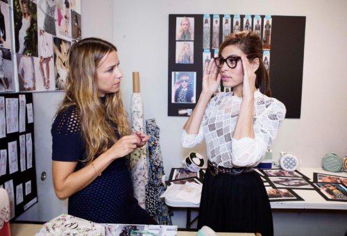 Eva Mendes kedvenc szemüvegei