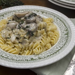 Mascarponés expressz vacsora három hozzávalóból