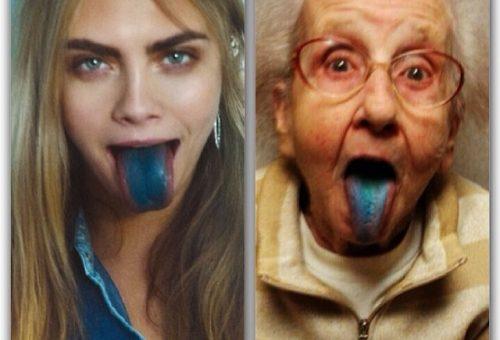 Instagram: a legcukibb nagyi, akiért Pharrell is rajong