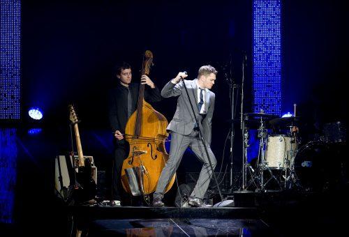 Újabb világsztár Budapesten: jön Michael Bublé is