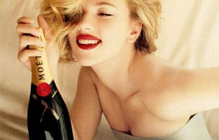 A nők és a pezsgő