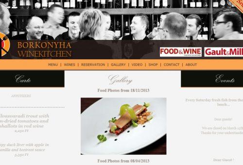 Újabb Michelin-csillagos éttermünk van