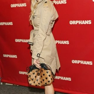 A színésznők és modellek kedvenc kabátja