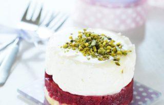 Tojáslikőrös mini torták, a húsvét szupersztárjai