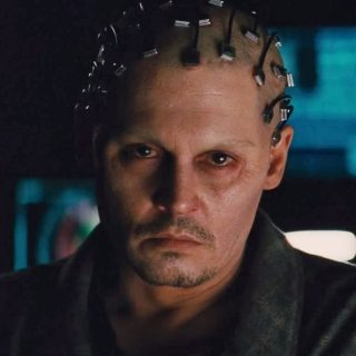 Johnny Depp és a  mesterséges intelligencia