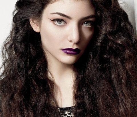 Lorde, a MAC új arca
