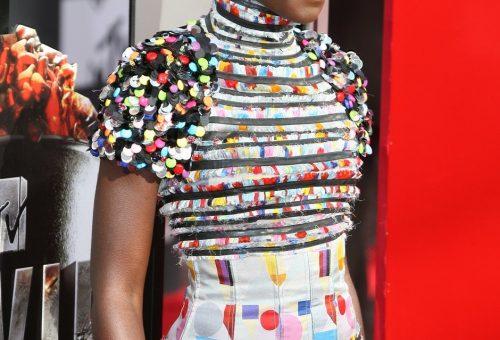 Imádnivaló Lupita, imádnivaló Chanel