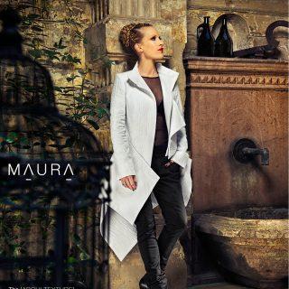 Pásztor Anna a Maura új kollekciójának arca