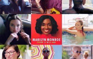 Pharrell új videoklipje nekünk, nőknek szól