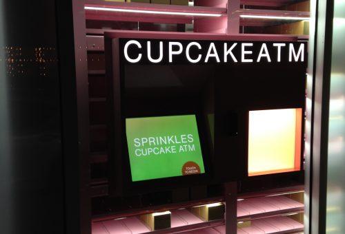 Muffinautomatákat állítottak fel New Yorkban