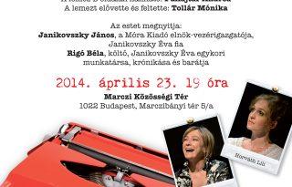 Janikovszky-est: A lemez két oldala