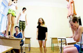 Szex az osztályteremben