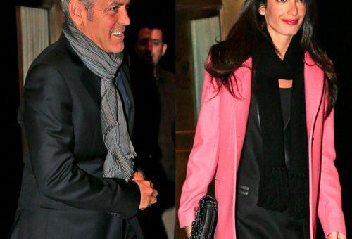 Öt dolog, amit eddig nem tudtál George Clooney menyasszonyáról