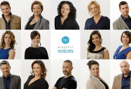 A Kobuci Kertben koncertezik a Budapest Voices