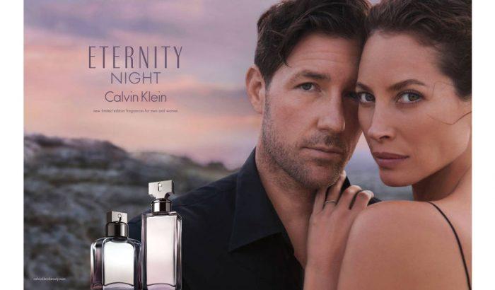 Christy Turlington a férjével együtt lett a Calvin Klein arca