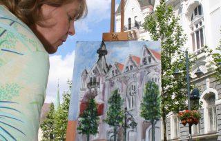 Fesztivál a festészet jegyében