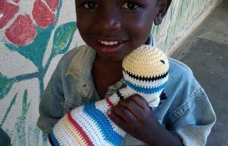 Vásárolj cukiságot és támogass egy afrikai gyermeket