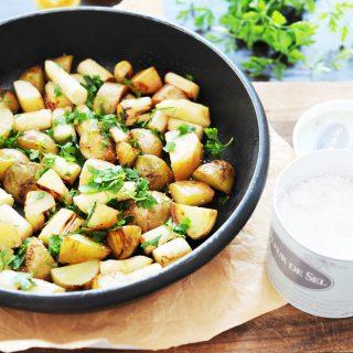 Újkrumpli: harsogó tavaszi ízek 10 perc alatt