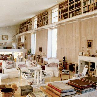 Less be a Kennedy család designerének fényűző otthonaiba
